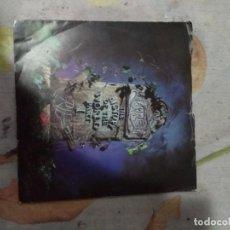 Discos de vinilo: DAMNED HISTORY OF THE WORLD 3 TEMAS. Lote 233700615