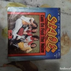 Discos de vinilo: SLADE CUM ON FEEL THE NOISE. Lote 187635140