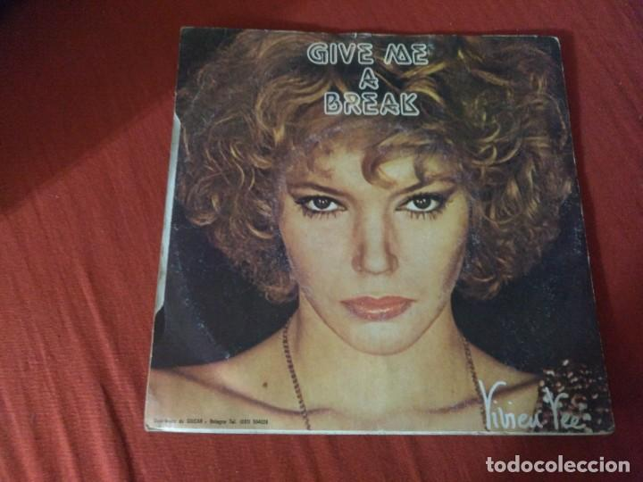 Discos de vinilo: GIVE A BREAK - Foto 2 - 187655097