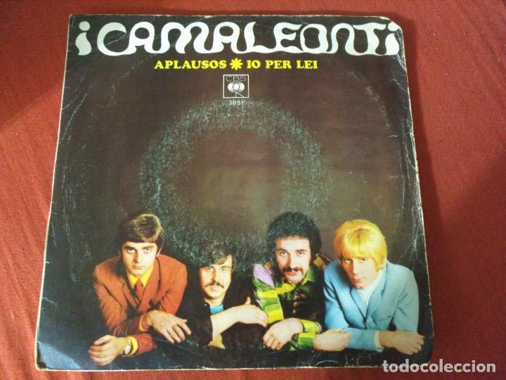 CAMALEONTI APLAUSOS (Música - Discos - Singles Vinilo - Otros estilos)