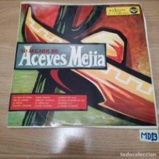 Discos de vinil: ACEVES MEJÍA. Lote 187655390