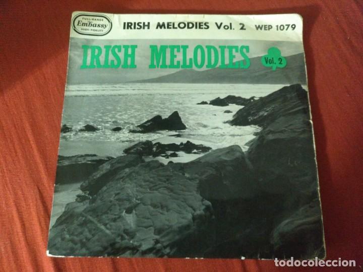 IRISH MELODIES VOL 2 IT'S A GREAT DAY FOR THE IRISH (Música - Discos - Singles Vinilo - Otros estilos)