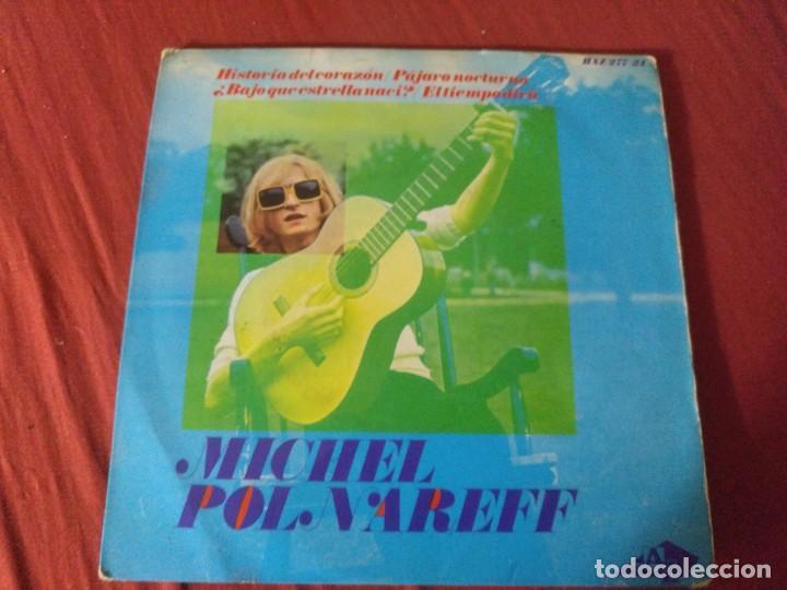 MICHEL POLNAREFF BAJO QUE ESTRELLA NACI (Música - Discos - Singles Vinilo - Otros estilos)
