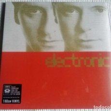 Discos de vinilo: ELECTRONIC - '' S/T '' 1991 VINYL LP REISSUE 2015 180 GRAM. EU SEALED JOHNNY MARR. Lote 187827923
