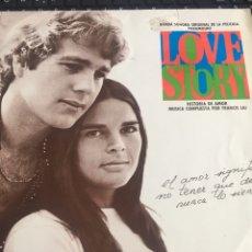 Discos de vinil: LOVE STORY B.S.O. Lote 187867015