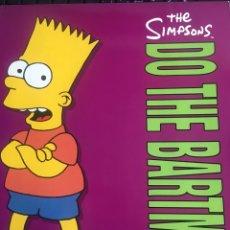 Discos de vinilo: LOS SIMPSONS DO THE BARTMAN. Lote 187882153