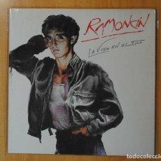Discos de vinilo: RAMONCIN - LA VIDA EN EL FILO - LP. Lote 188060150