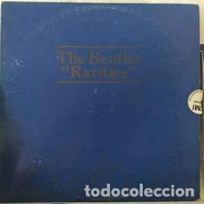 Discos de vinilo: THE BEATLES ‎– RARITIES . Lote 188097022