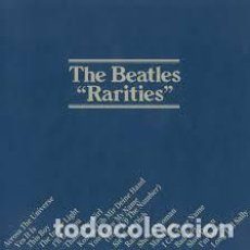 Discos de vinilo: THE BEATLES ‎– RARITIES . Lote 188103407