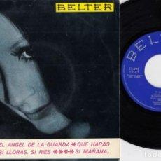Discos de vinilo: MINA - EL ANGEL DE LA GUARDA - EP DE VINILO EDICION ESPAÑOLA #. Lote 188420080