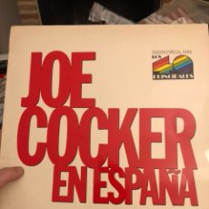 Discos de vinilo: DISCO DE VINILO JOE COCKER. Lote 188427935