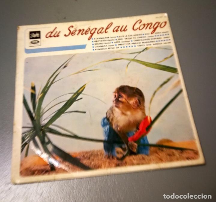 NUMULITE LP101 DU SÉNÉGAL AU CONGO TRIO LOS MAKUESON'S BANA SAHARA ALL STARS BAND ETC… (Música - Discos de Vinilo - EPs - Cantautores Internacionales)