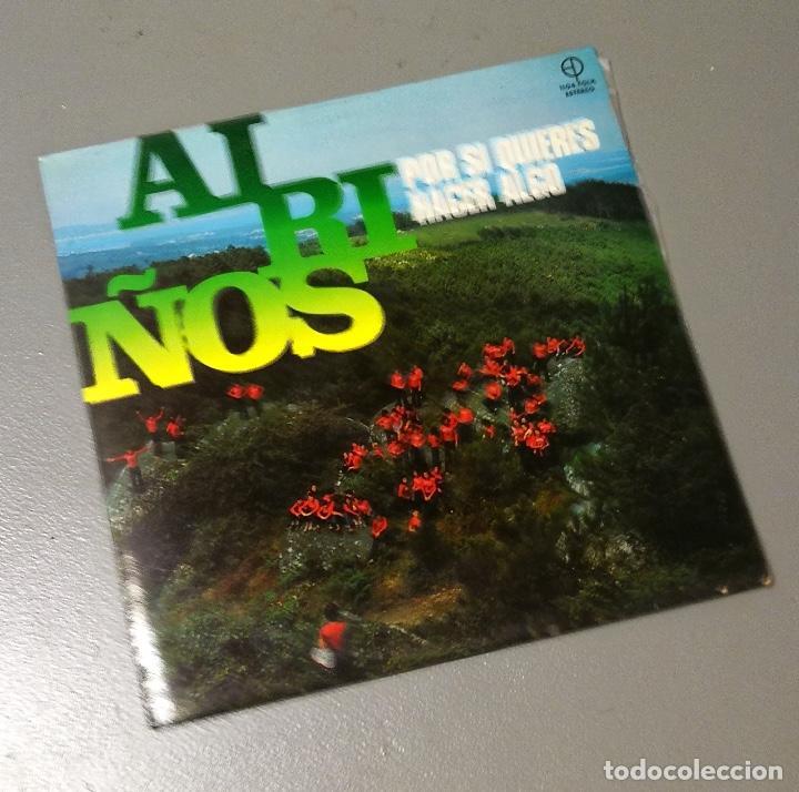 NUMULITE LP103 AIRIÑOS POR SI QUIERES HACER ALGO (Música - Discos de Vinilo - EPs - Cantautores Españoles)