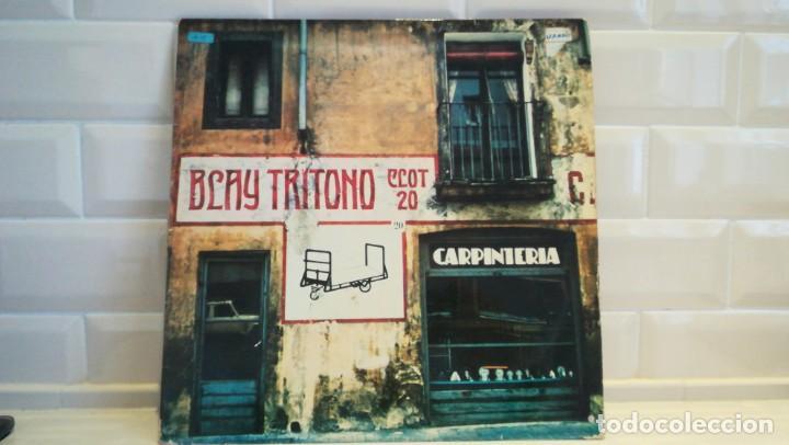 BLAY TRITONO CLOT 20 ZELESTE EDIGSA 1976 (Música - Discos - LP Vinilo - Jazz, Jazz-Rock, Blues y R&B)