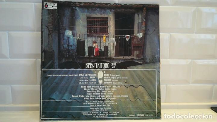 Discos de vinilo: BLAY TRITONO CLOT 20 ZELESTE EDIGSA 1976 - Foto 2 - 188448667