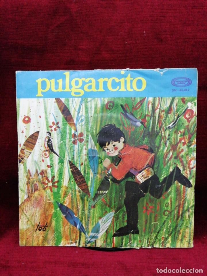 PULGARCITO (Música - Discos de Vinilo - EPs - Música Infantil)