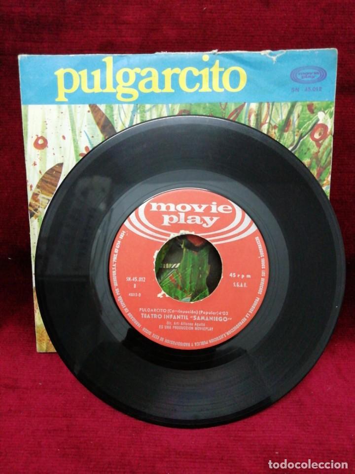 Discos de vinilo: Pulgarcito - Foto 2 - 188455232