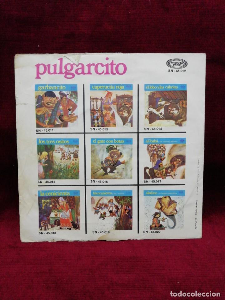 Discos de vinilo: Pulgarcito - Foto 3 - 188455232