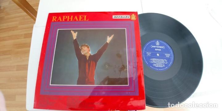 RAPHAEL-LP AL PONERSE EL SOL-ESPAÑOL 1967-NUEVO (Música - Discos - LP Vinilo - Solistas Españoles de los 50 y 60)