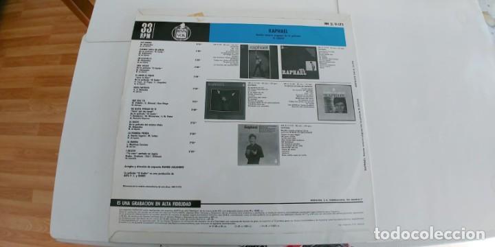 Discos de vinilo: RAPHAEL-LP BSO DEL FILM EL GOLFO-1969-BUEN ESTADO - Foto 2 - 188462397