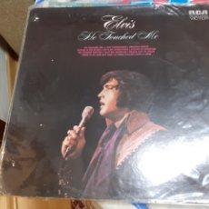 Discos de vinilo: ELVIS PRESLEY. HE TOUCH ME 1972 USA. Lote 188465623