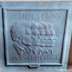Discos de vinilo: THE TEMPTATIONS - MASTERPIECE MOTOWN - 1985 (1973). Lote 188466245