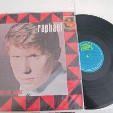 Discos de vinilo: RAPHAEL-LP HABLEMOS DEL AMOR-VENEZOLANO. Lote 206963926