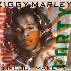 Discos de vinilo: ZIGGY MARLEY & THE MELODY MAKERS - CONSCIOUS PARTY VIRGIN - 1988. Lote 188467972