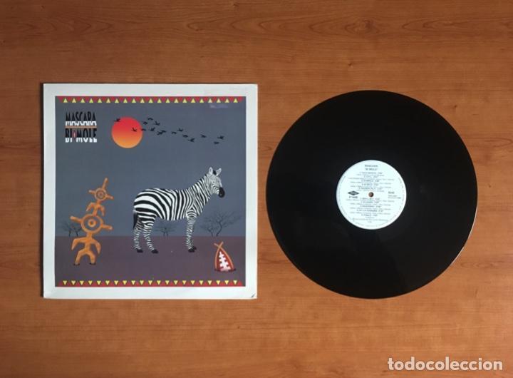 MÁSCARA - BI MOLE (1989 TWINS EUGENIO MUÑOZ TINO DI GERALDO ENRIQUE MATEU REVERENDO) (MP3 ANUNCIO) (Música - Discos - LP Vinilo - Grupos Españoles de los 70 y 80)