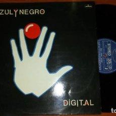 Discos de vinilo: LP. AZUL Y NEGRO. DIGITAL. GRANDES EXITOS.. Lote 188478162