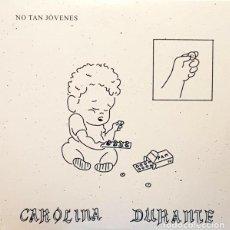 Discos de vinilo: SINGLE CAROLINA DURANTE NO TAN JOVENES VINILO ROSA LTD RECORD STORE DAY 2019. Lote 188485907