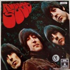 Discos de vinilo: LP THE BEATLES - RUBBER SOUL (1966). Lote 188489031
