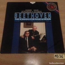 Discos de vinilo: BEETHOVEN. Lote 188490768