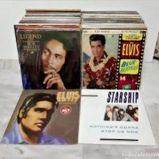 Disques de vinyle: LOTE CON MAS DE 100 LP`S Y ALBUMS DISCOS DE VINILO 33.RPM VARIOS ARTISTAS Y ESTILOS (VER IMAGENES). Lote 188491842