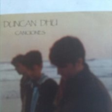 Discos de vinilo: DUNCAN DHU - CANCIONES. Lote 188493215