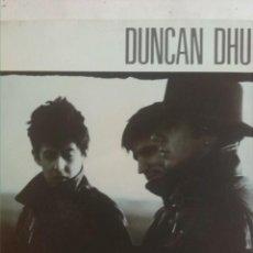 Discos de vinilo: DUNCAN DHU - EL GRITO DEL TIEMPO. Lote 188493871