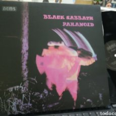 Discos de vinilo: BLACK SABBATH LP PARANOID NO OFICIAL CARPETA DOBLE. Lote 188500487
