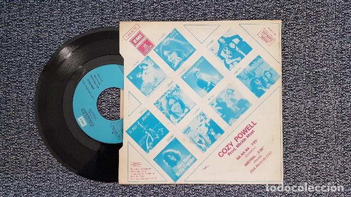 Discos de vinilo: Cozy Powell - Na na na / Mistral. año 1.974. editado por Emi Odeon. - Foto 2 - 188522606