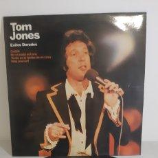Discos de vinilo: TOM JONES EXITOS DORADOS. DECCA. ESPAÑA. Lote 188523668