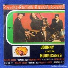 Discos de vinilo: SINGLE JOHNNY AND THE HURRICANES - FONORAMA - ESPAÑA . Lote 188540913