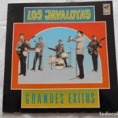Discos de vinilo: LOS JAVALOYAS // GRANDES EXITOS. Lote 188541552