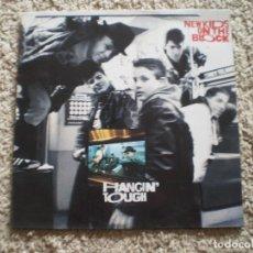 Discos de vinilo: LP. NEW KIDS ON THE BLOCK. HANGIN´TOUGH. . Lote 188546363