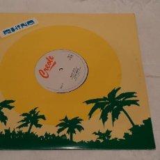 Discos de vinilo: JUDGE DREAD -JINGLE BELLS- (1988) VINILO 12 45 RPM. Lote 188569183