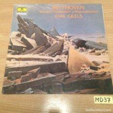 Discos de vinilo: BEETHOVEN. Lote 188584456