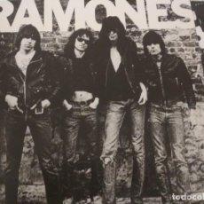 Discos de vinilo: RAMONES LP INSERTO. Lote 188585565