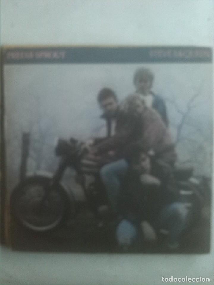 PREFAB SPROUT - STEVE MCQUEEN (Música - Discos - LP Vinilo - Pop - Rock - New Wave Internacional de los 80)