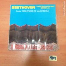 Discos de vinilo: BEETHOVEN. Lote 188599818