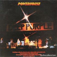 Discos de vinilo: DEEP PURPLE – POWERHOUSE . Lote 188600403