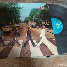 Discos de vinilo: THE BEATLES / ABBEY ROAD / LP 33 RPM / ODEON SPAIN . Lote 188602805