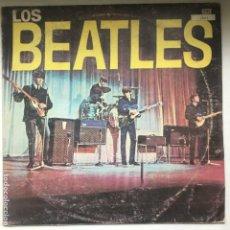 Discos de vinilo: THE BEATLES LOS BEATLES_ ORIGINAL_ARGENTINA. Lote 188604242